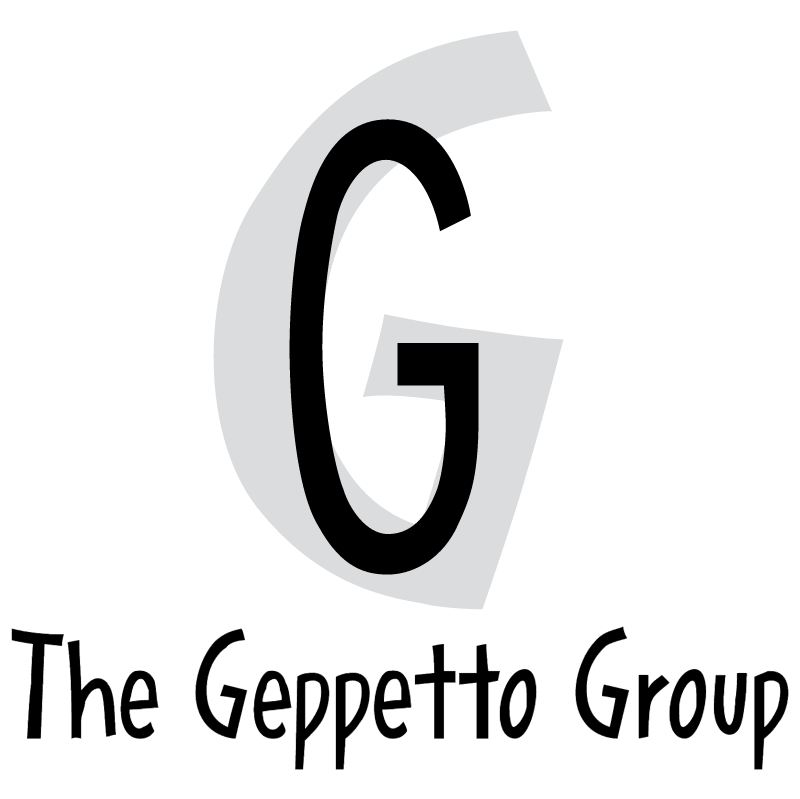 Geppetto Group vector logo
