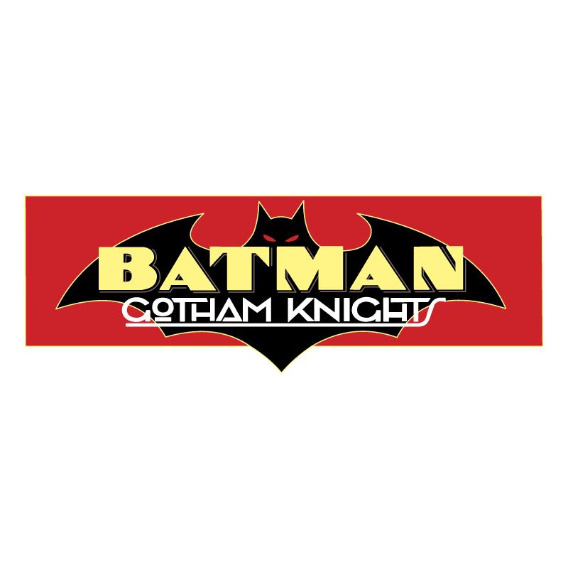 Gotham Knights vector