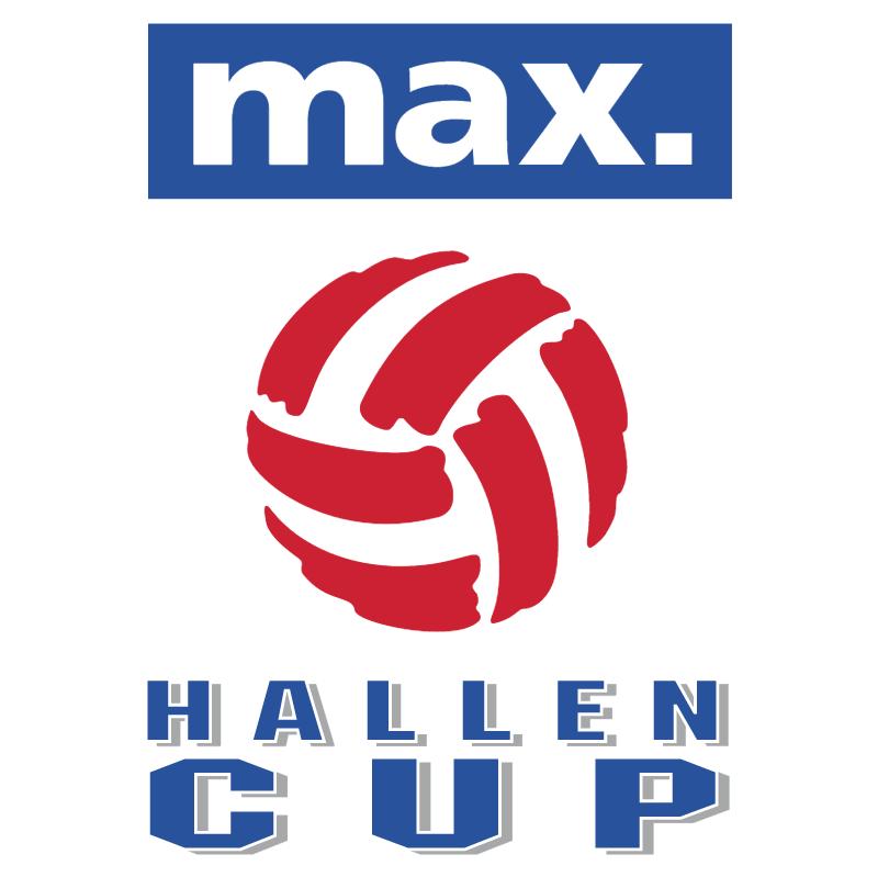 Hallen Cup vector logo