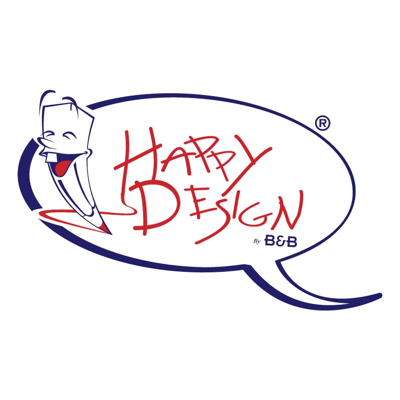 Happy Design vector