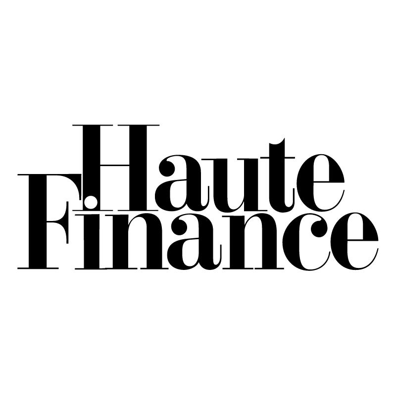 Haute Finance vector logo