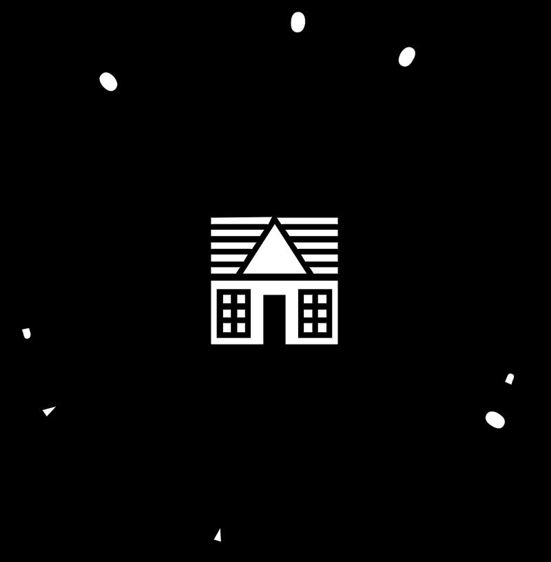 HOME TO HOME vector logo