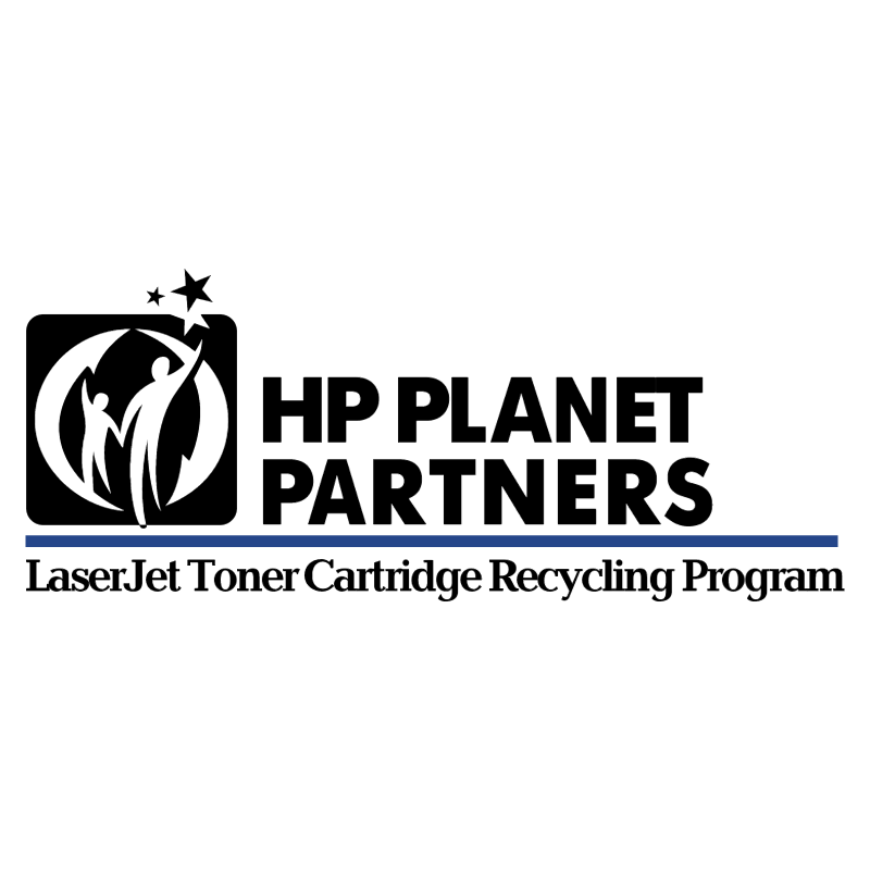 HP Planet Partners vector