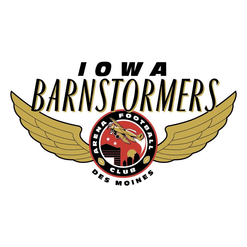 Iowa Barnstormers vector