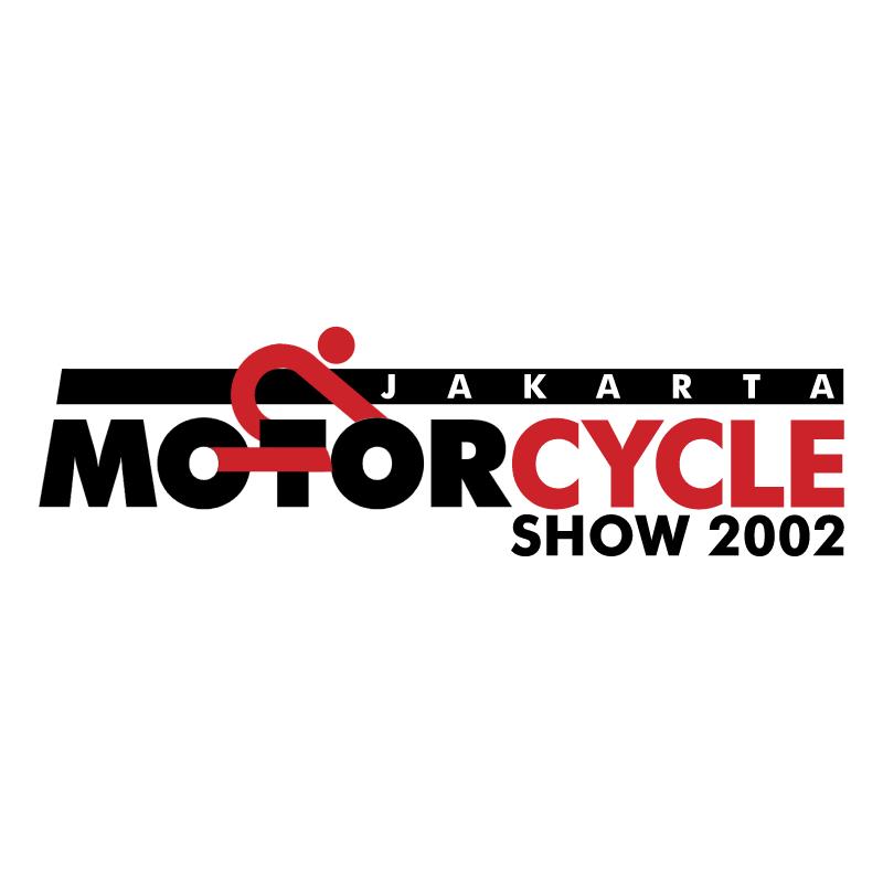 Jakarta Motorcycle Show 2002 vector