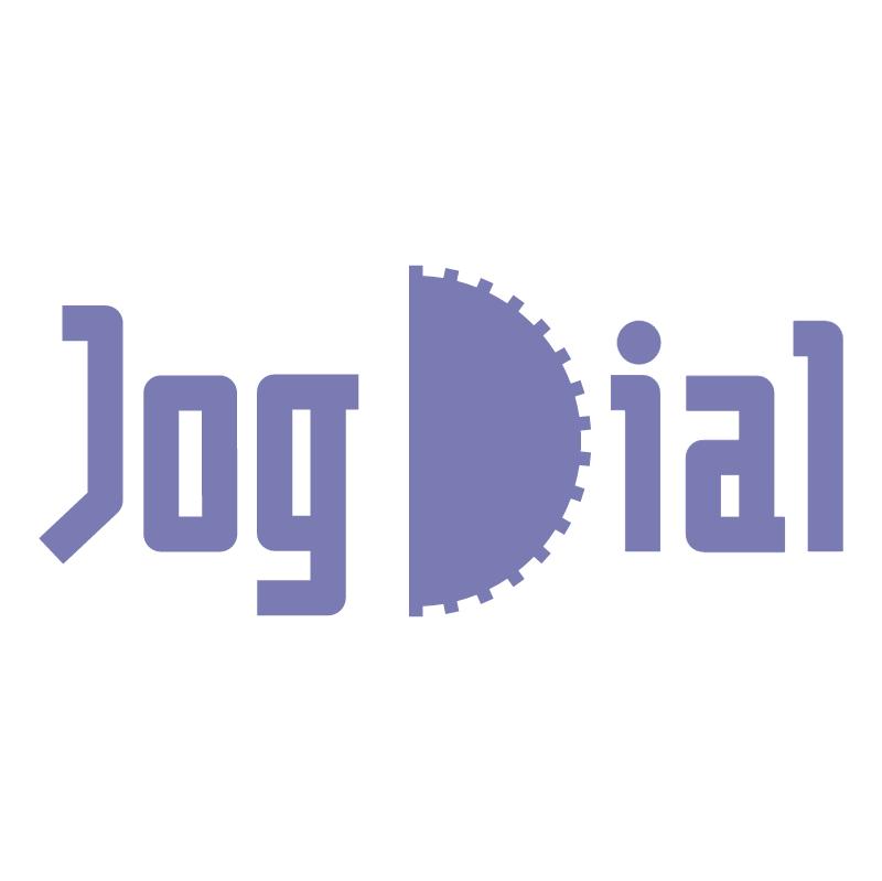 Jog Dial vector logo