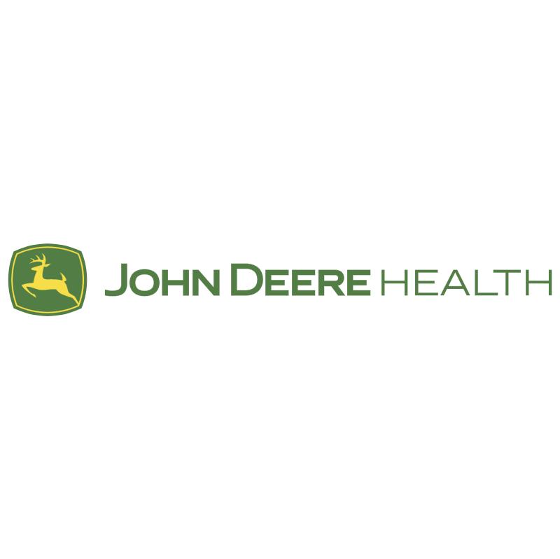 John Deere Health vector