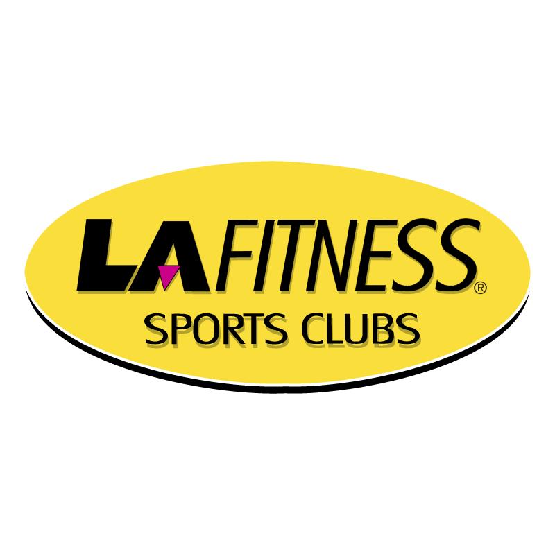 LA Fitness vector