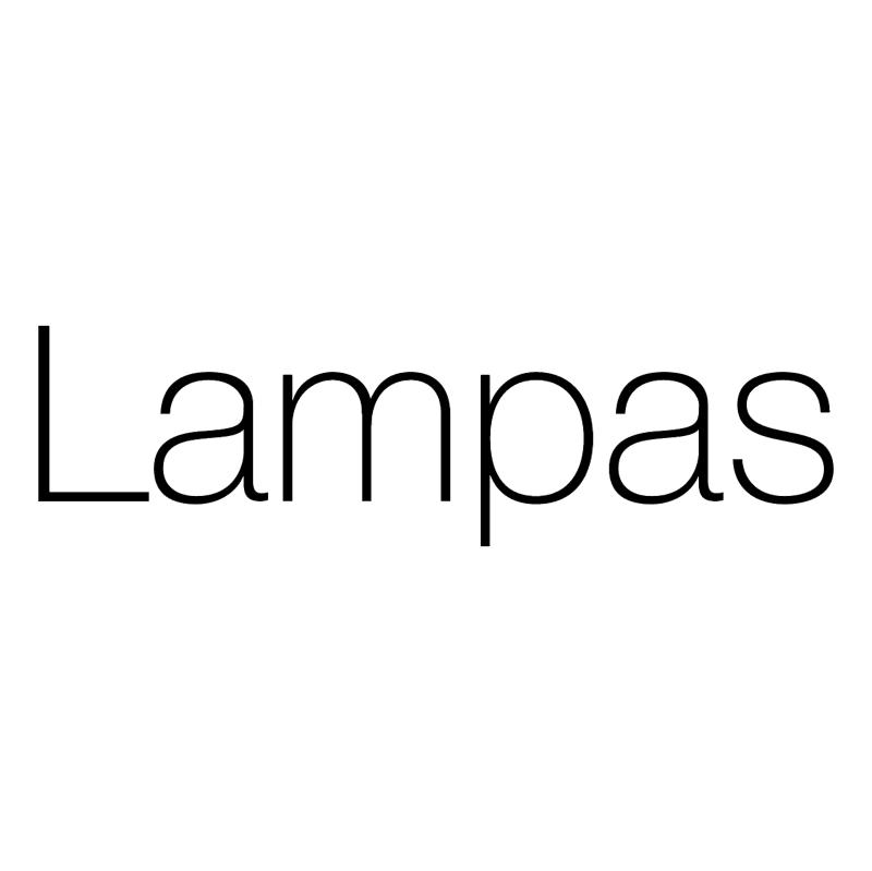 Lampas vector logo