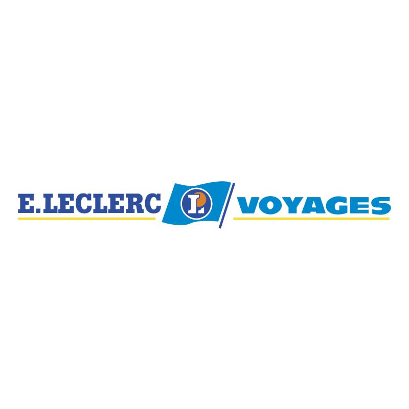 Leclerc Voyages vector