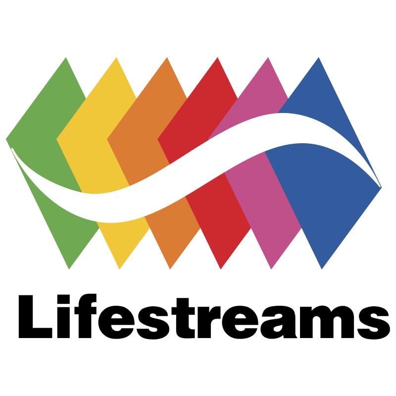 Lifestreams vector