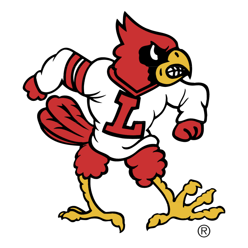 Louisville Cardinals vector logo
