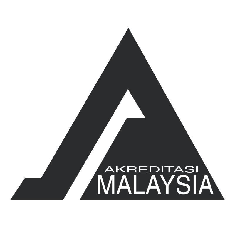 Malaysia Akreditasi vector