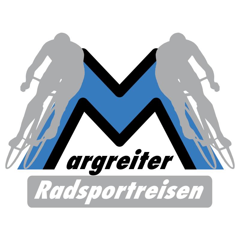 Margreiter Radsportreisen vector