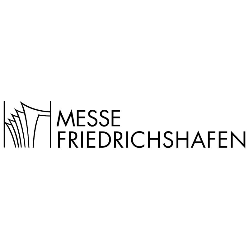 Messe Friedrichshafen vector