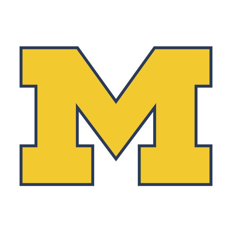 Michigan Wolverines vector
