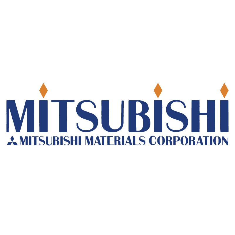 Mitsubishi Materials vector logo