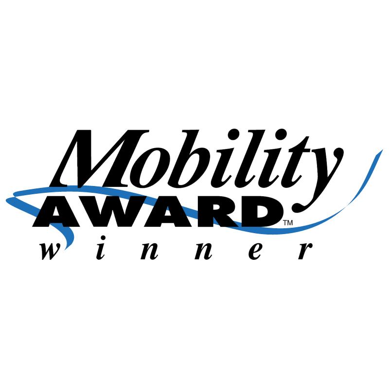 Mobility Award vector