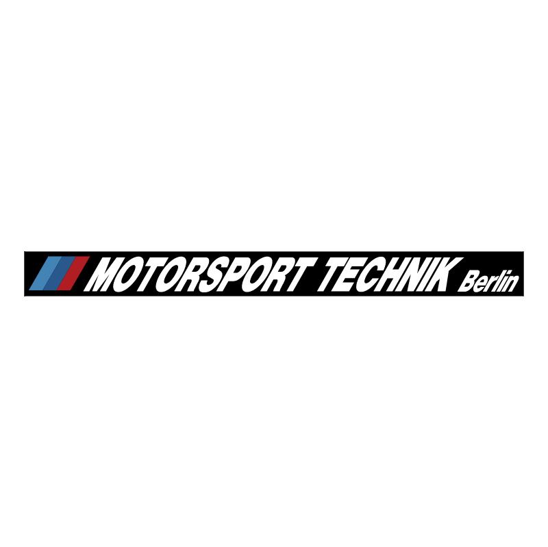 Motorsport Technik Berlin vector