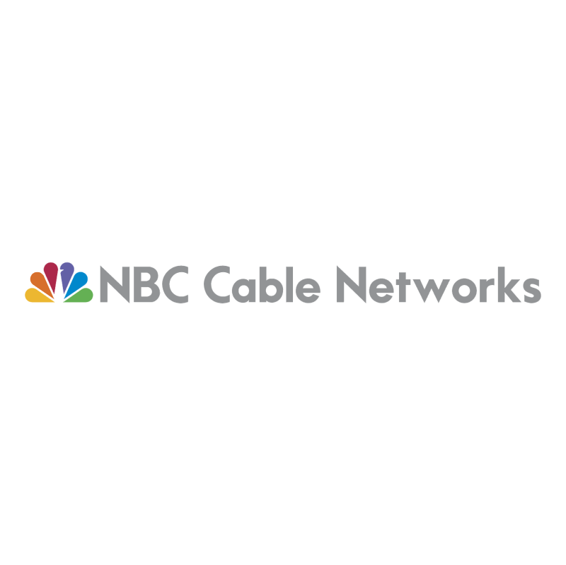 NBC Cable Networks vector logo