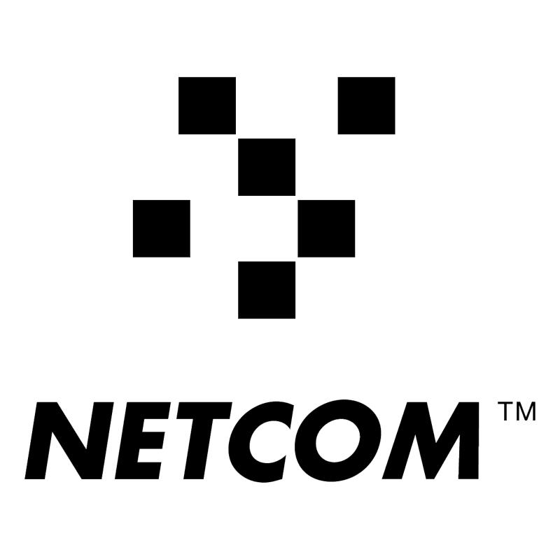 Netcom vector logo