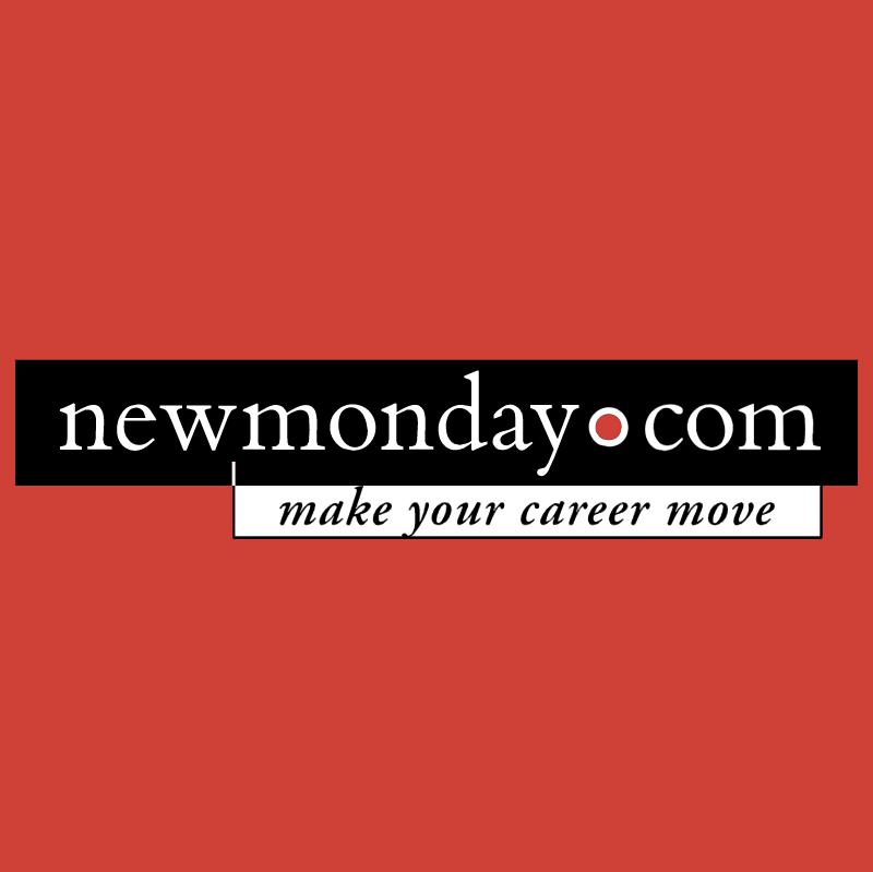 Newmonday com vector