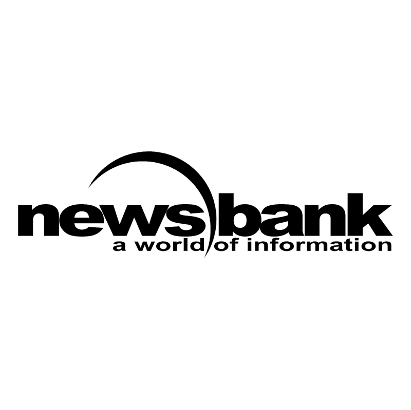 News Bank vector