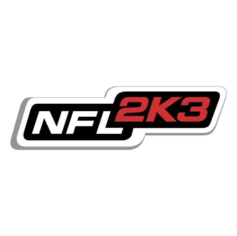 NFL 2K3 vector