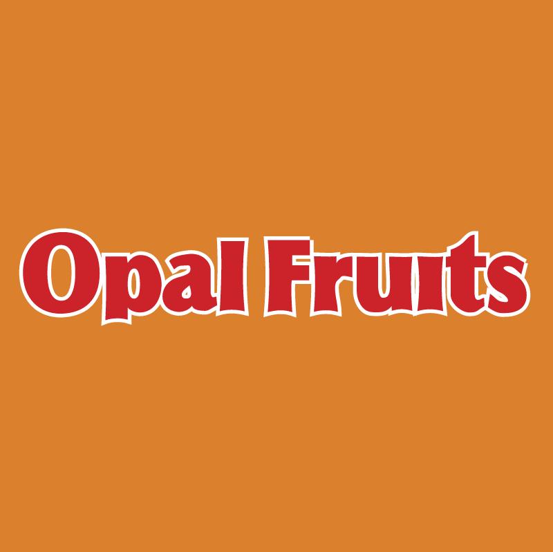 Opal Fruits vector