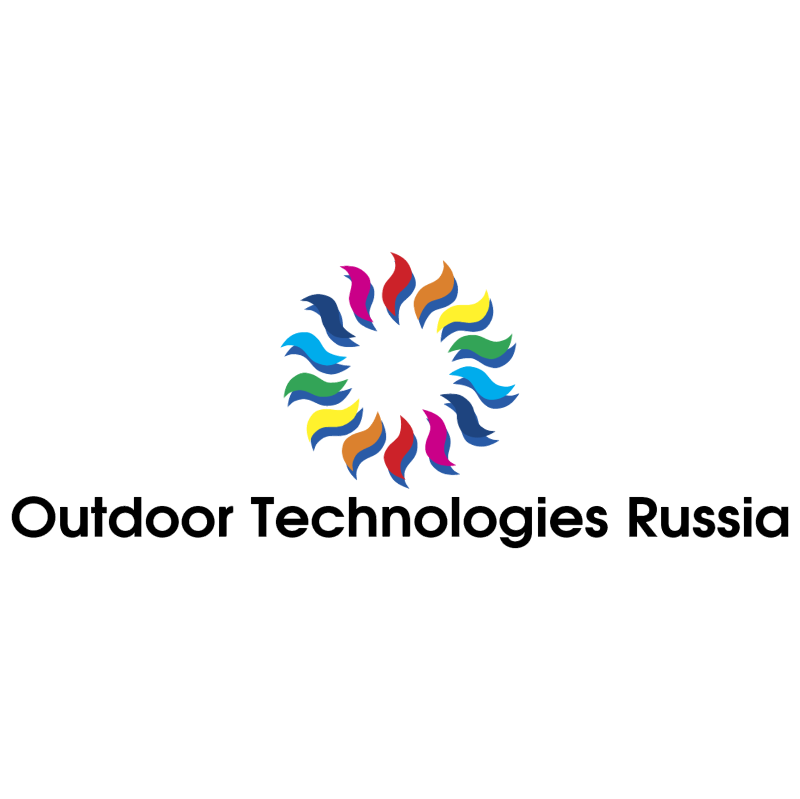 Outdoor Technologies Russia vector