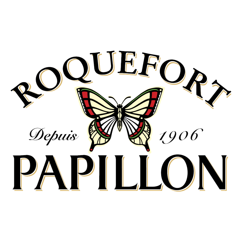 Papillon Roquefort vector