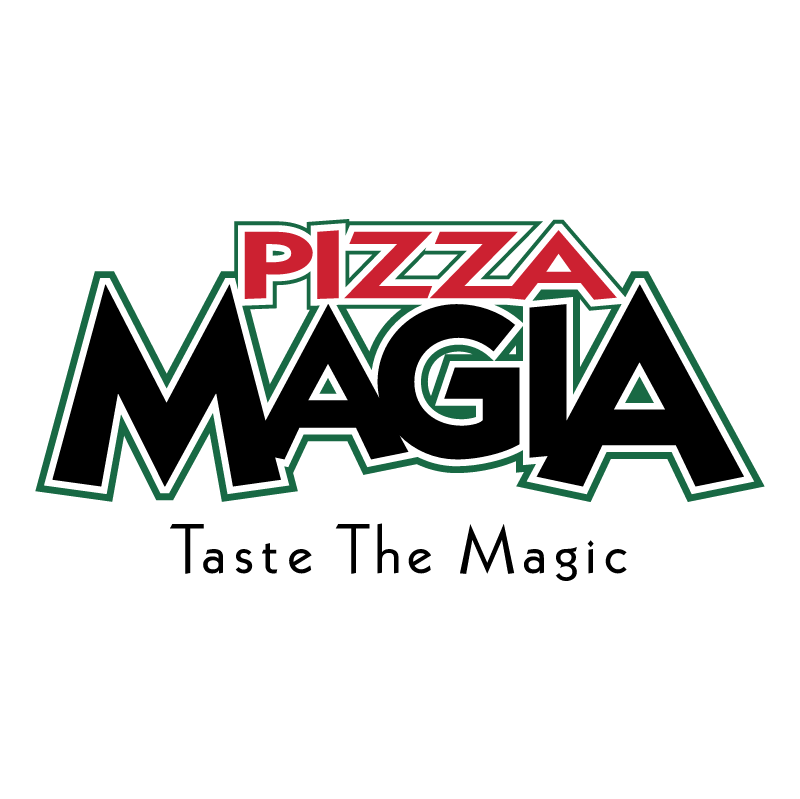 Pizza Magia vector