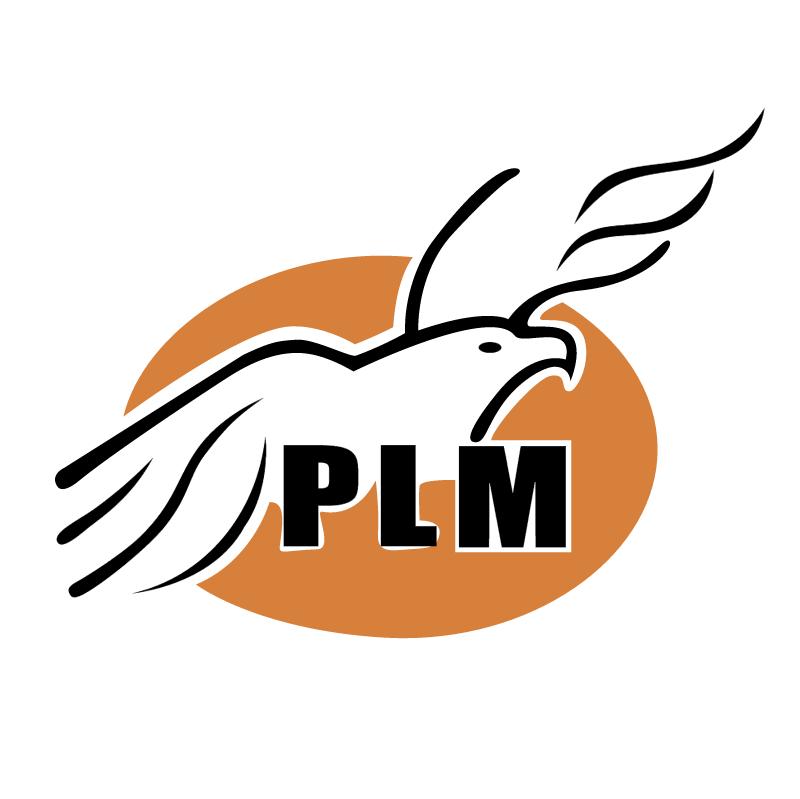 PLM Mexico Politica vector logo