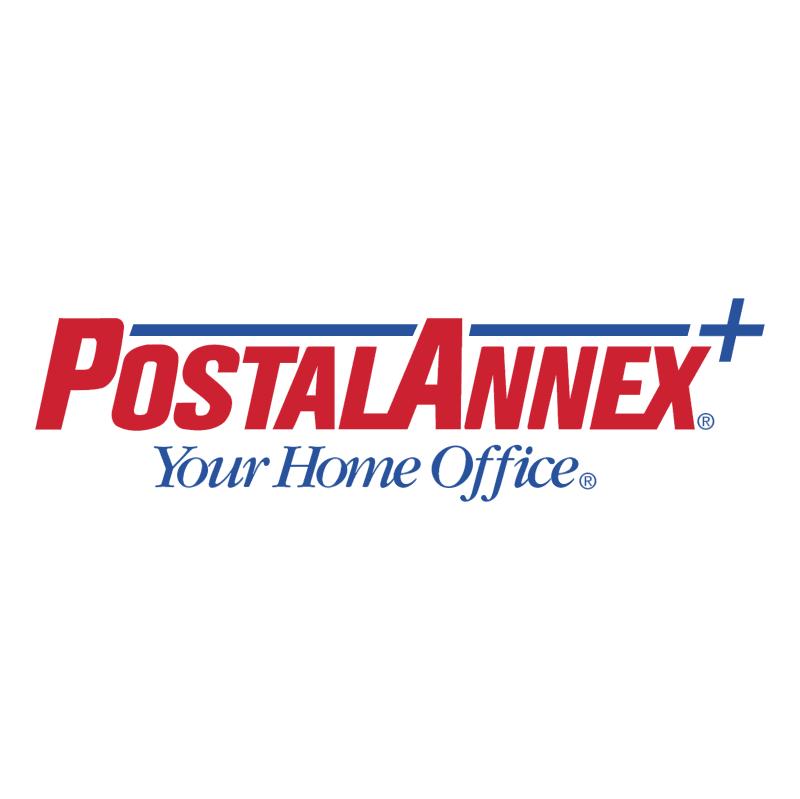 Postal Annex Plus vector