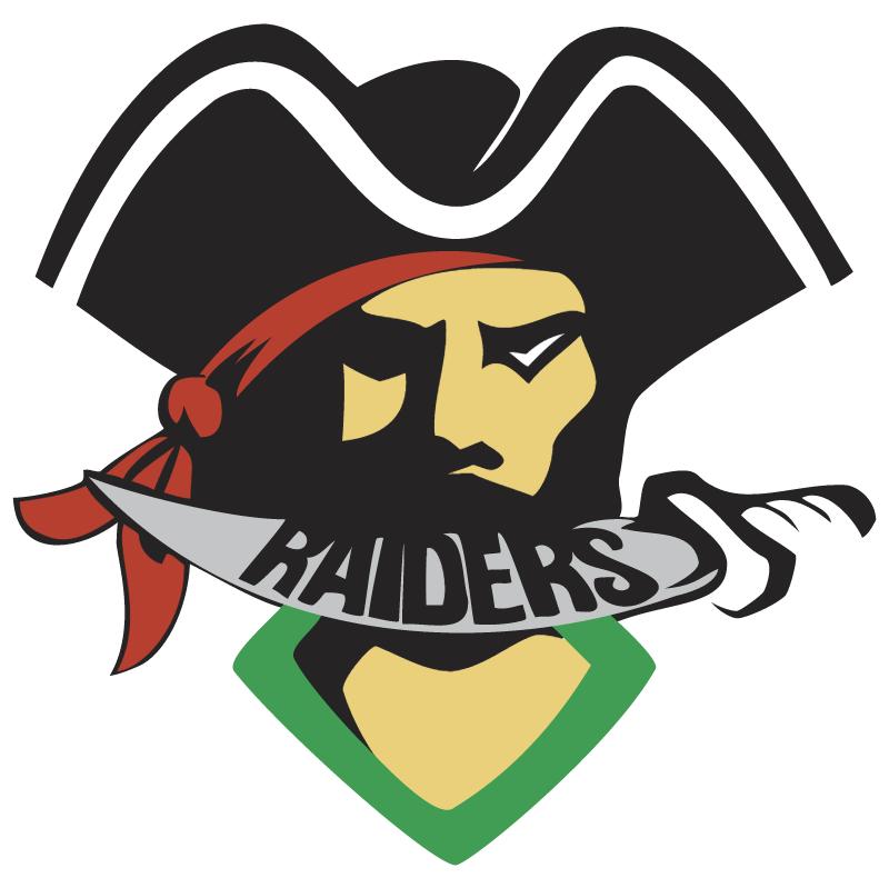 Prince Albert Raiders vector