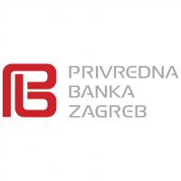 Privredna Banka Zagreb vector