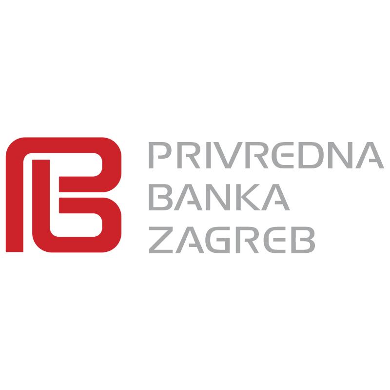 Privredna Banka Zagreb vector logo