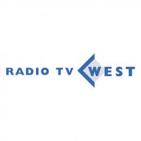 Radio TV West vector