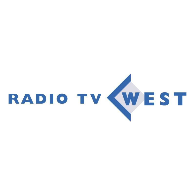 Radio TV West vector logo