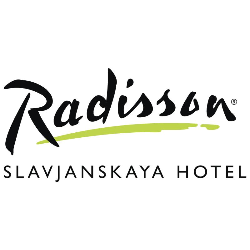 Radisson Slavjanskaya Hotel vector