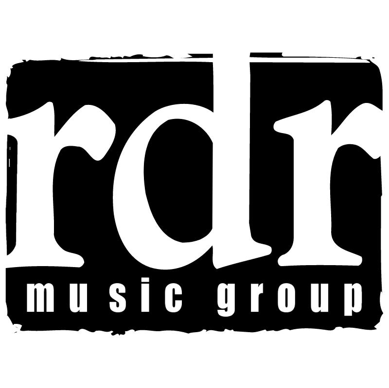 RDR Music Group vector logo