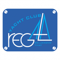 Regata Yacht Club vector