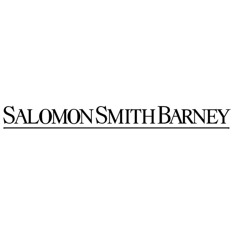 Salomon Smith Barney vector