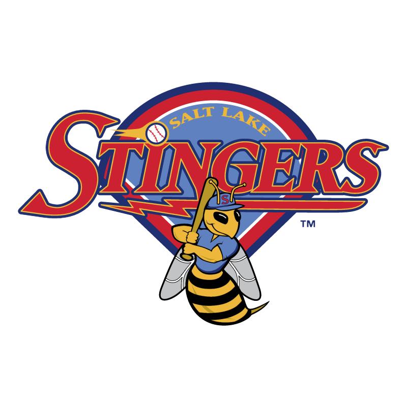 Salt Lake Stingers vector logo