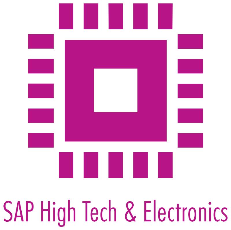 SAP High Tech & Electronics vector
