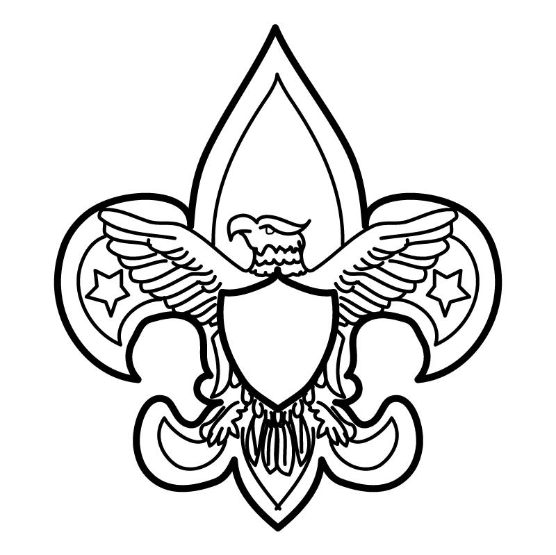 Scouting USA vector logo