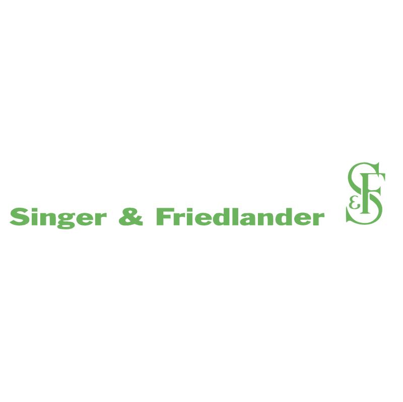 Singer & Friedlandler vector