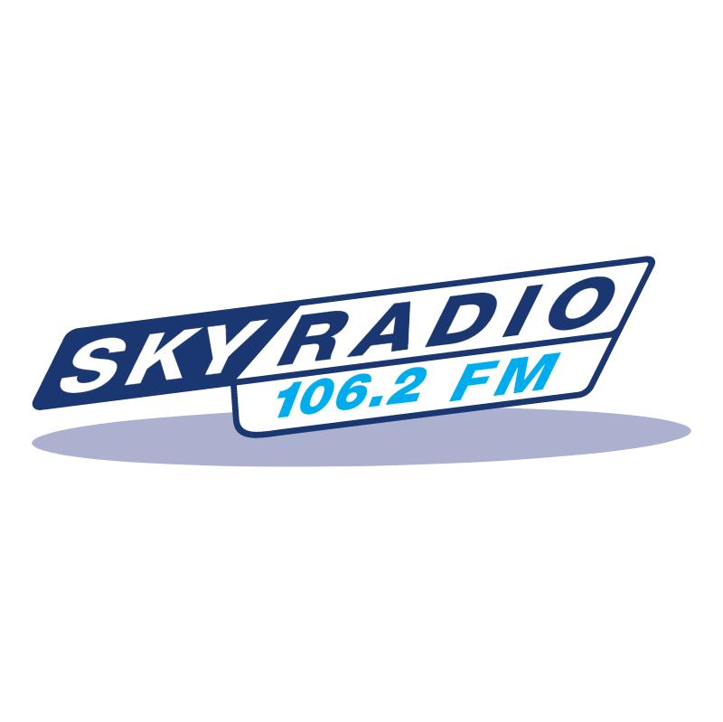 Sky Radio 106 2 FM vector