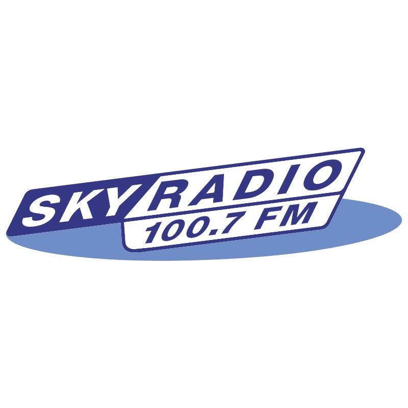 Sky Radio vector