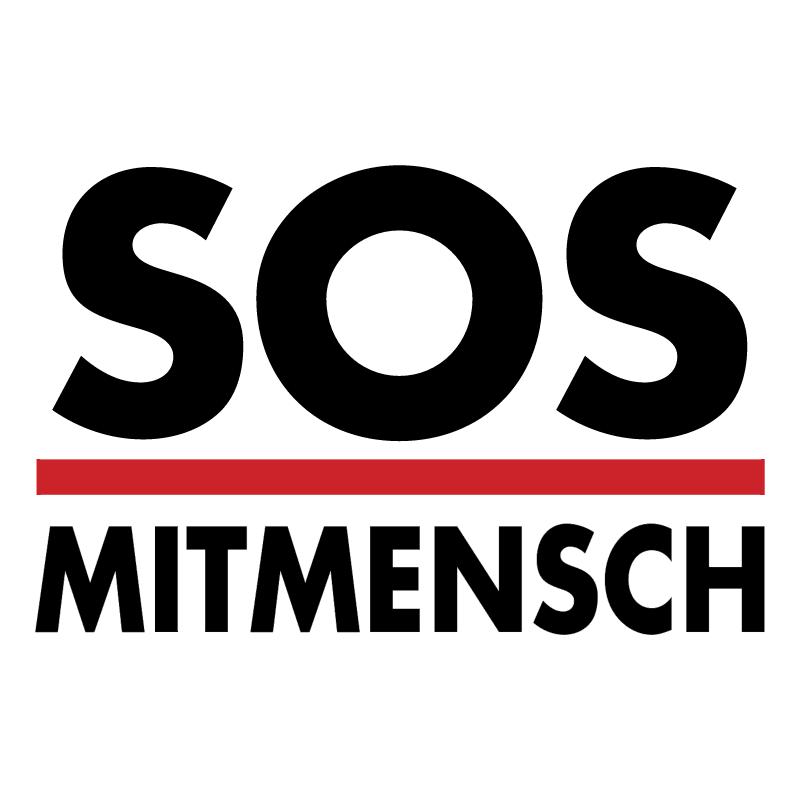 SOS Mitmensch vector